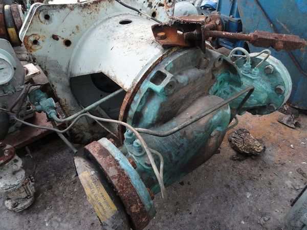 CENTRIFUGAL FUEL PUMP - Swansea Drydocks - Ship Repair & Recycling